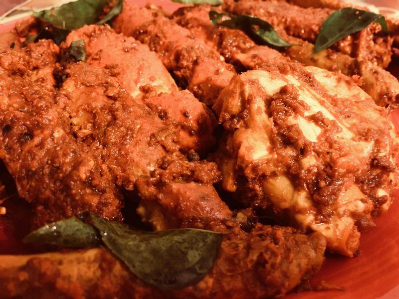 Yummy Crab Curry